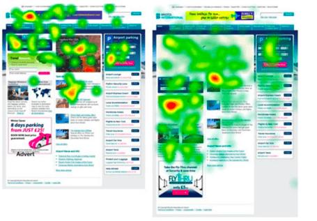 Denver digital marketing heat map